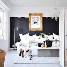 half painted walls living room