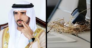 how rich is the prince of dubai