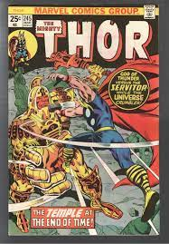 Thor 245 VF+ 8.5 1st Appearance HE WHO ...