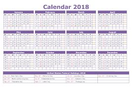 yearly printable calendar 2018 printable calendar 2018 printable calendar templates