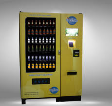 Alcohol Vending Machine Impressive Foodie Goodie Alcohol Vending Machines Rs 48 Piece Beta