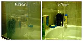 mesmerizing cleaning glass shower doors with vinegar elegant how to clean shower doors with vinegar and