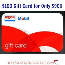 They all say its a bad card# 100 Exxon Mobil Gift Card For Only 90