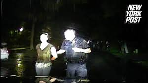 Dashcam 'thoroughbred Of White Police Carolina South Releases Video nF1Tqxg