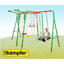 Заказать Уличный <b>детский спортивный комплекс Kampfer</b> ...