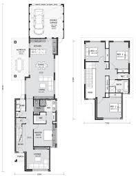 rear garage home designs in perth pindan homes narrow lot house plans with pindanhomes narrowlothomes oxford