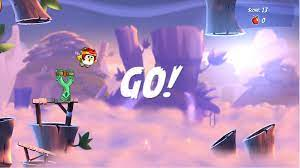 Jetpack-Reise – Angry Birds 2
