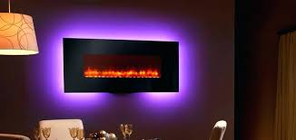 electric wall hung fireplaces wall mount fireplace loving modern mounted higher reviews clarington electric wall mount