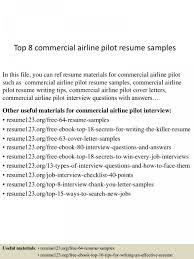 Pilot Resume Template Best Resumes Wonderful Templates Airline Pdf