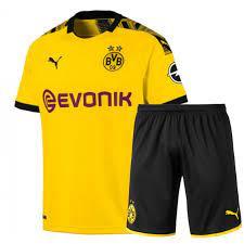 Dortmund home jersey 2019/2020 ; Borussia Dortmund Home Kit 2019 20
