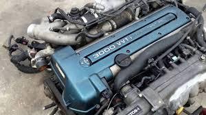 JDM Toyota 2JZ GTE VVTI complete swap for Toyota Supra with ECU ...