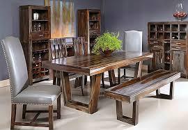 coast to coast grayson sheesham dining table