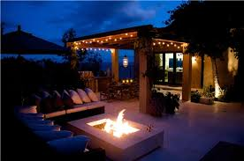 patio cover lighting ideas. unique outdoor entertaining nightfire pitfiore designnorth hollywood ca and covered patio lighting cover ideas