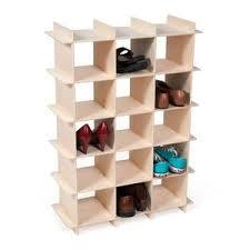 playroom storage furniture. baltic birch wooden shoe organizer shelves playroom storage furniture