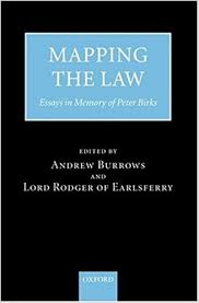 mapping the law essays in memory of peter birks andrew burrows  mapping the law essays in memory of peter birks 1st edition