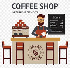 62,647 transparent png illustrations and cipart matching coffee. Coffee Shop Vector Png Transparent Png 2525x2330 6285379 Pngfind