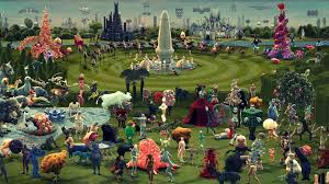 hieronymus bosch s meval painting the garden of earthly delights es to life in a gigantic modern animation open culture