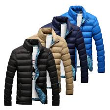 big mens lightweight coat casual cotton clothing outerwear fashion fiberfill winter winter size down jacket coat choice eating 4 color m 5xl
