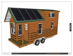 solar powered tiny house. Interesting Solar Prairie Rose With Zamp Solar_2 Looking For A Kit Solar Power Tiny  House  To Solar Powered Tiny House N