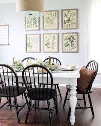 32 elegant white farmhouse dining table ideas best for your dining room
