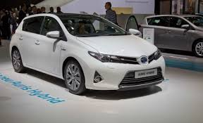toyota new car release 2012Toyota Debuts New Auris Compact Hatchback and Wagon for Europe