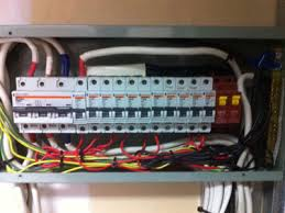 light and power for domestic houses absolute electrics switchboard fusebox upgrades