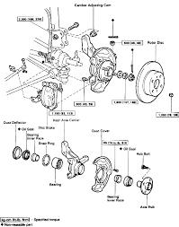 knowledge base info suspension diagrams rear axle