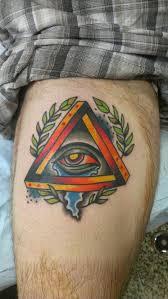 тату глаз в треугольнике всевидящее око википедия глаз в