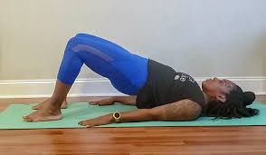 Stop! You're doing bridge pose wrong! — A Simple Twist Yoga