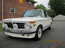 Coupe Series 2002 bmw for sale : BMW 2002 Roundie 4 Speed