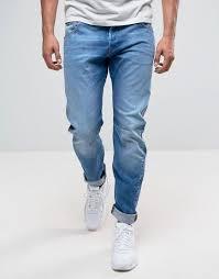 Arc 3d Slim Jeans Light Aged Arc 3d Slim Jeans Light Aged Wash