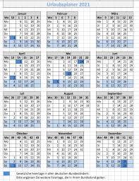 Kalender vorlage office wunderbar kostenlose excel. Urlaubsplaner 2021 Kostenlos Im Excel Format Vorlagen Muster