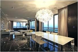 dining table fixture height lamp room chandelier light luxury delightful r