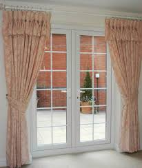 ... Large-size of Cheery Sheer Curtain Window Treatment Design Also French  Door Decofurnish French Door ...