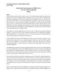 Case Digest (Poe-Llamanzares V. Comelec - Main Decision ...