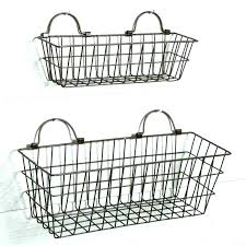 wire baskets wall mounted wall mounted wire baskets wall mounted wire baskets wall hanging wire