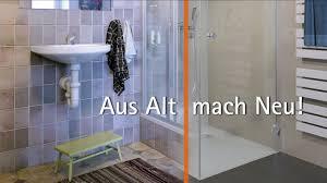 Schedel Badgestaltung Aus Alt Mach Neu Youtube