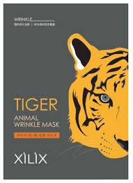 DERMAL Tiger Animal Wrinkle Mask <b>Тканевая маска против</b> мо ...