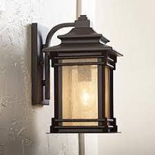 cottage outdoor lighting. Franklin Iron Works™ Hickory Point 12\ Cottage Outdoor Lighting Lamps Plus
