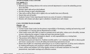 Customer Service Call Center Resume Objective Delectable Call Center Resume Sample With No Experience Call Center Supervisor