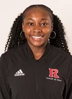 Claudine Smith - Women's Track & Field - Rutgers University Athletics