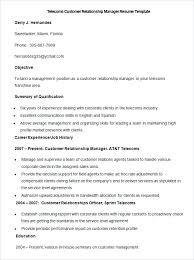 telecom sales executive resume sample resume template free samples examples  format download free premium templates telecom
