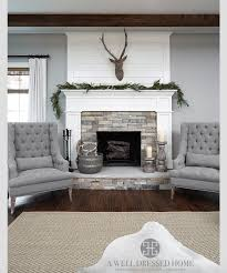 Christmas Decor by A Well Dressed Home, LLC. To see our portfolio go to