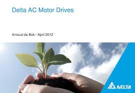 delta ac motor drives n