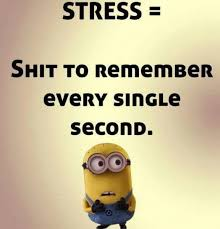 Funny Quotes About Work Stress Cool Credit Cards With Minions Pictures 484848 AM Saturday 48