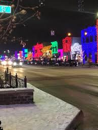 The Biggest Christmas Light Show In Michigan Has A Date