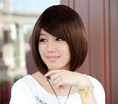 korean short bob hairstyles for valentines day 2017