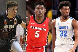 Why anthony edwards is our no. Nba Mock Draft 3 0 Anthony Edwards And James Wiseman Will Go 1 2