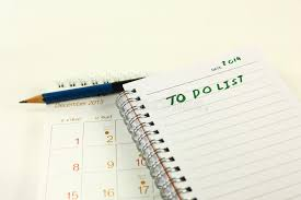 to do lis to do list 2014 stock image image of notebook year 31042577