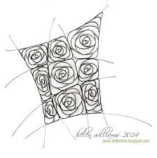 Small Picture 109 best Doodle Roses images on Pinterest Drawings Drawing and